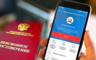 Электронное пенсионное удостоверение в России (Цифровая социальная карта)