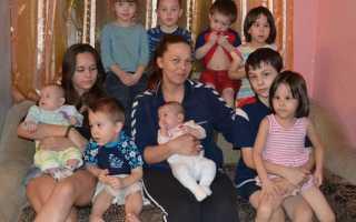 Пенсия многодетным матерям в Украине