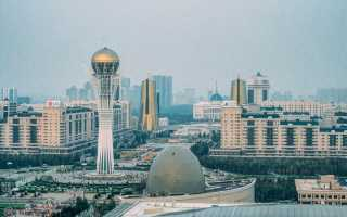 Пенсия в Казахстане в рублях