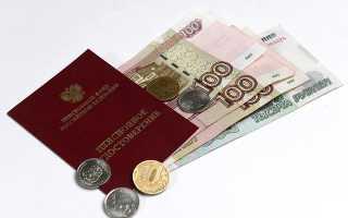 Прожиточный минимум в Нижегородской области в 2019 году